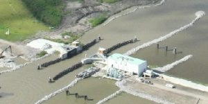 Bayou Segnette Sector Gate