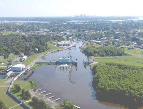 Bayou Segnette Complex Maintenance