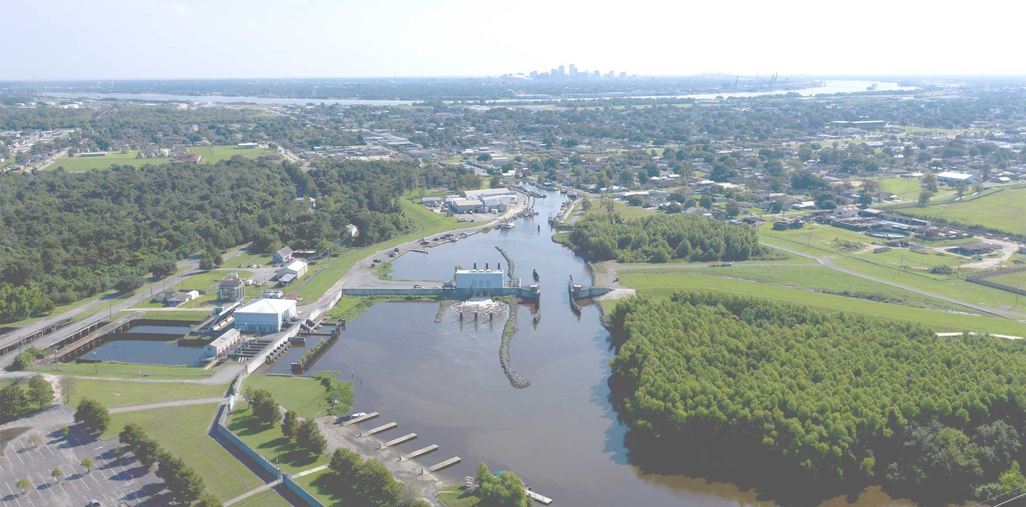 Southeast Louisiana Flood Protection