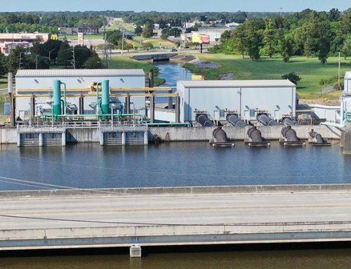 Harvey Canal Complex Maintenance